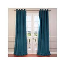 Seville Curtains Exclusive Fabrics Seville Print Blackout Curtain Panel Pair Grey
