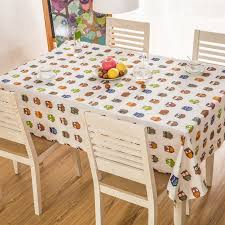 custom dining table covers countryside style dining table cloth cotton tablecloth custom