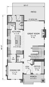 bungalow style house plan 3 beds 2 50 baths 2361 sq ft plan 51 567