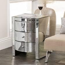 Silver Nightstands Silver Nightstands U0026 Bedside Tables Shop The Best Deals For Nov