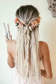 Einfache Frisuren Selber Machen Offene Haare by Die Besten 25 Frisuren Für Lange Haare Ideen Auf