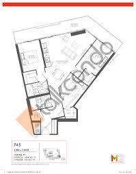 podium floor plan m city condos phase 2 talkcondo