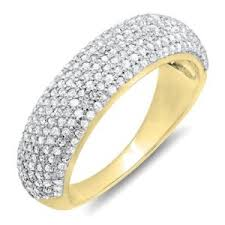 pave set rings images Different types of diamond rings a guide jewelry notes jpg