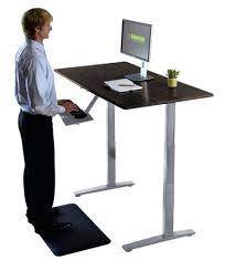 Walmart Computers Desk Desk Adjustable Height Stand Up Computer Walmart Standing Desktop