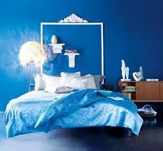 monochromatic style in the bedroom one color many meanings full blue master bedroom