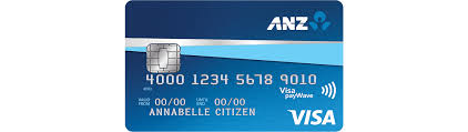 low annual fee credit cards anz