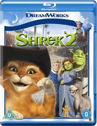 shrek 2 blu ray united kingdom