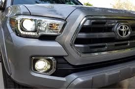 toyota tacoma hid fog lights 2016 tacoma morimoto elite hid headlight systems from the