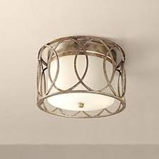 sausalito 25 wide silver gold pendant light troy flush mount 100w 190w close to ceiling lights ls plus