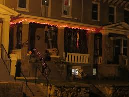 Pictures Of Houses Decorated For Halloween by Halloween Park View D C