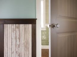 Hardwood In Powder Room How To Weather And Distress New Wood How Tos Diy