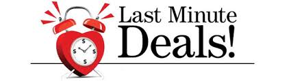 last minute deals bed and breakfast accommodations