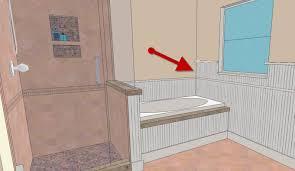 interior design wonderful bathroom decor using wall doctor