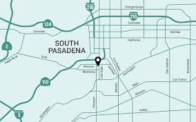Pasadena Ca Map Greenlake Investment Management Commercial Bridge Financing