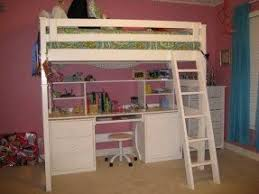 how to build a full size loft bed full size loft bed with desk underneath foter