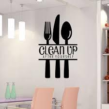 nettoyer la cuisine 3d fonds d écran anglais lettres nettoyer cuisine restaurant