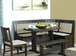 Kitchen Storage Bench Plans by Kitchen Corner Kitchen Table With Storage Bench And 48 Salem