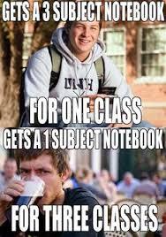 Lazy College Meme - 8 college mentalities freshman to lazy college senior memes