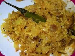 cuisiner le choux cabbage thoran choux sauté à la noix de coco et aux épices