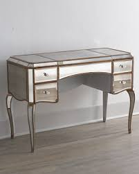 Mirrored Desk Vanity Mirrored Desk Look 4 Less And Steals And Deals