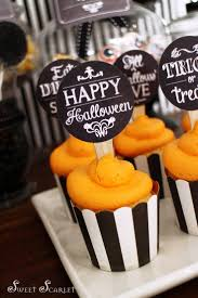 halloween cupcake ideas 25 best ideas about halloween cupcake toppers on pinterest