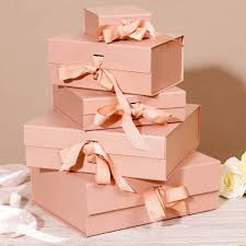 gift box with ribbon luxury gold gift box with ribbon tie selection by dibor