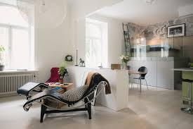 design apartment stockholm small studio apartment in stockholm with sleeping loft idesignarch