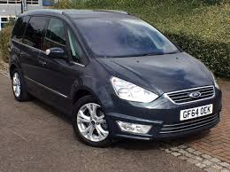 used ford galaxy titanium for sale motors co uk
