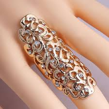 big rings online images Online shop nbsameng new arrival 2017 fashion exaggerate hollow jpg