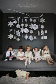 White Christmas Paper Decorations best 25 christmas wall decorations ideas on pinterest holly