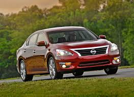 nissan altima coupe mpg 2013 nissan altima gas mileage the car connection