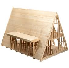 a frame kit house a frame kit a frames pinterest cabin tiny houses and house