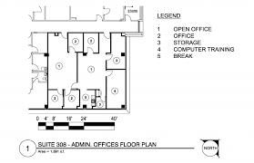 admin building floor plan sparks medical office building j r romero architect