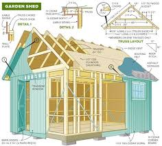 Diy Wooden Shed Plans by 166 Best Storage Sheds Images On Pinterest Garden Sheds Storage