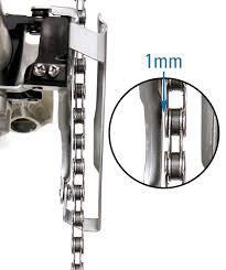 front derailleur adjustment park tool