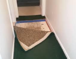 basement carpet padding rug pad central 8u0027 x 10u0027 100 felt