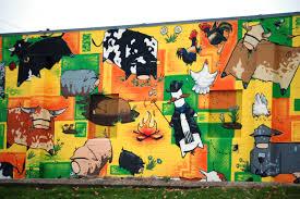 street art in 2014 in lexington ace weekly dronexstockyards3