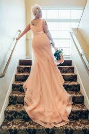 a rainbow of sweet and dreamy pastel wedding dresses