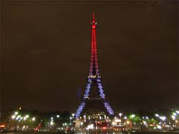 eiffel tower light show rfi a light show to celebrate the eiffel tower s 120th birthday