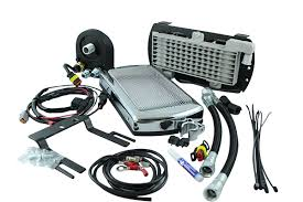 oil cooler with fan softail oil cooler kit for harley davidson motorcycles