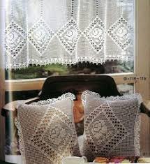 Crochet Lace Curtain Pattern Filet Crochet Snowflake Pattern Filet Crochet Pinterest