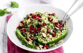 thanksgiving quinoa salad recipe eatwell101