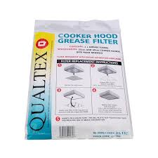 stove top exhaust fan filters universal cooker hood grease filters pack of 2 amazon co uk