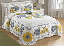 Jcpenney Bedspreads And Quilts Bed U0026 Bedding Cora Bedspread Sets In Blue For Bedroom Decoration
