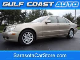 mercedes fort myers fl used mercedes s class for sale in fort myers fl 20 used s