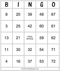 best 25 printable bingo cards ideas on pinterest free printable