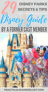 Save Money On Disney World How To Do Disney A Guide By A Former Cast Member