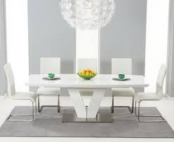 White Extending Dining Tables Elegant White Extending Dining Table And Chairs White Gloss