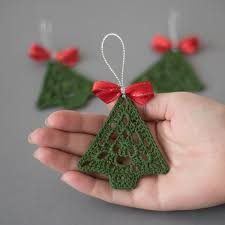 crocheted ornaments dimartini world
