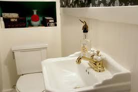 Powder Room Towels - summer reruns powder room reveal u2013